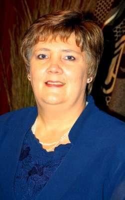 Ms. Lizette Lourens