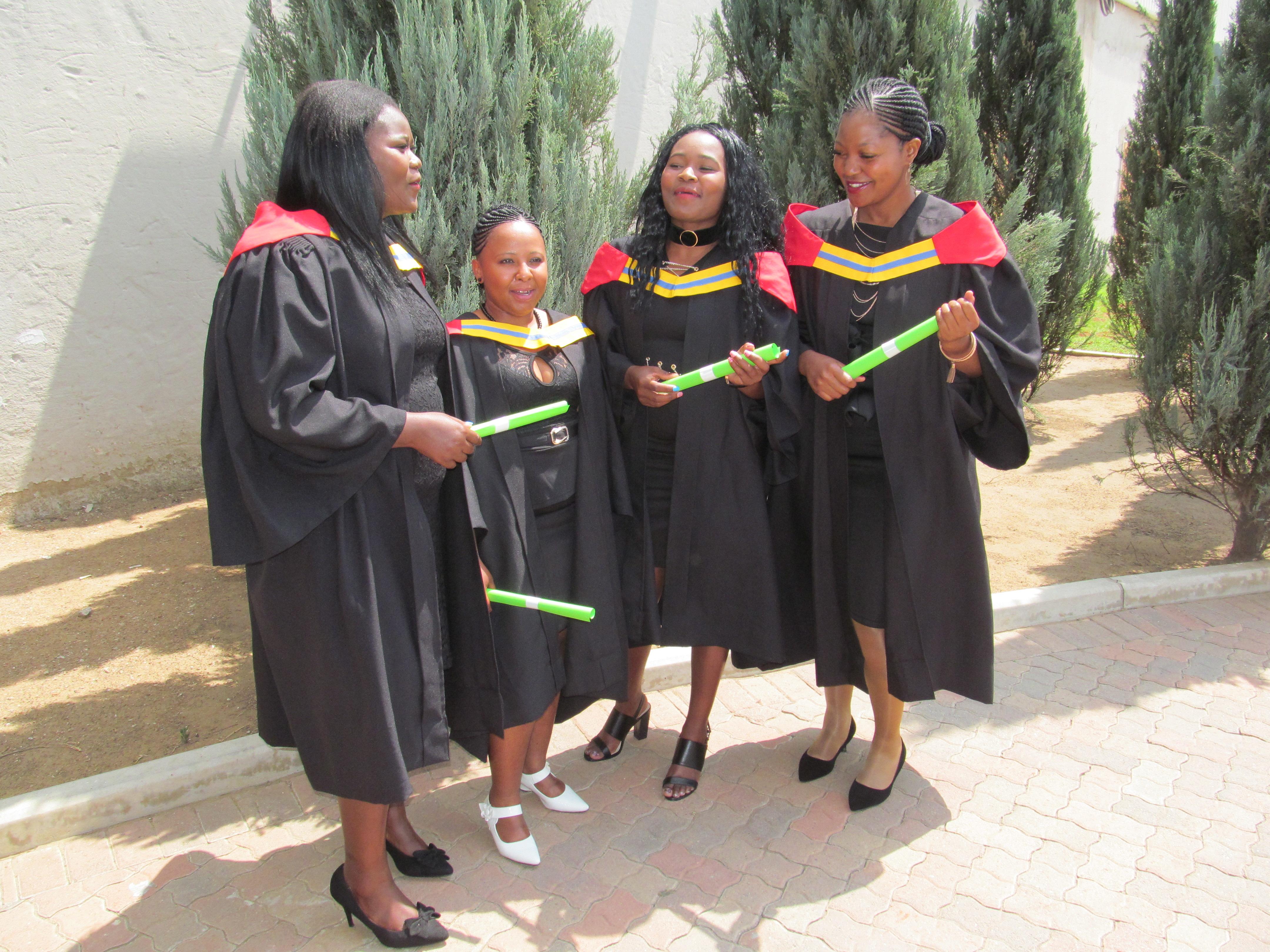 Graduations Flavius Mareka Tvet College